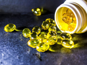 omega 3 essential oil