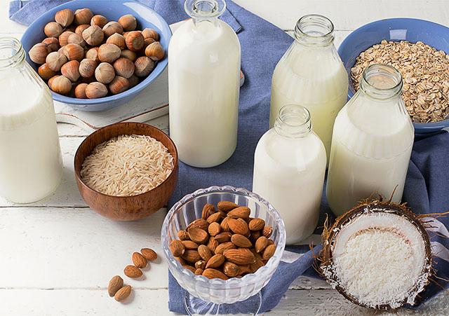 rice milk nutrition