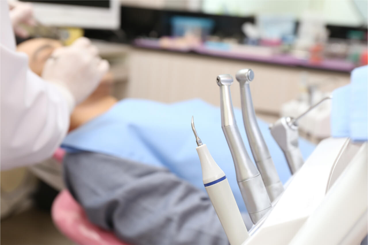 dental treatment after radiation therapy