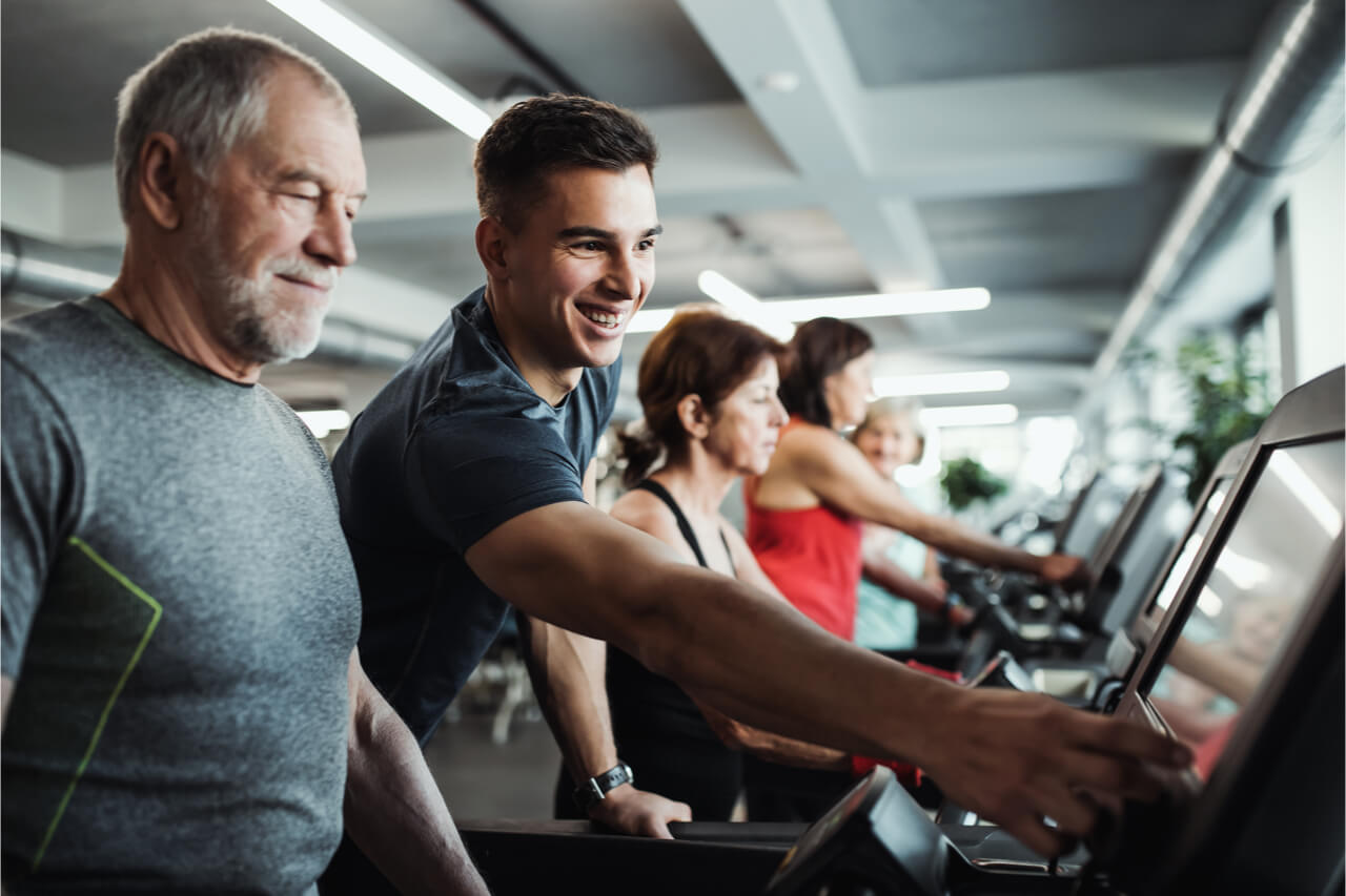 How Can A Gym Personal Trainer Improve A Persons Health
