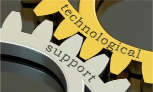 technological support for healthcare provision