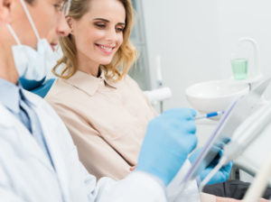 dental consultation cost